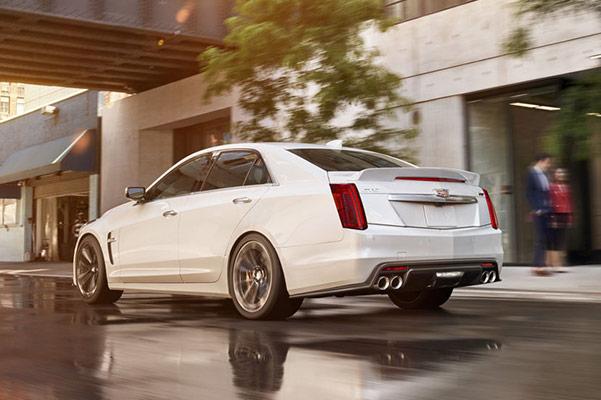 Buy a 2018 Cadillac CTS-V | Cadillac Dealership in Miami, FL