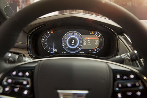 Buy A 2018 Cadillac Cts V Cadillac Dealership In Miami Fl