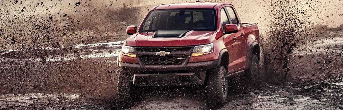 Buy a 2018 Chevy Colorado near Moses Lake, WA | Chevy Truck