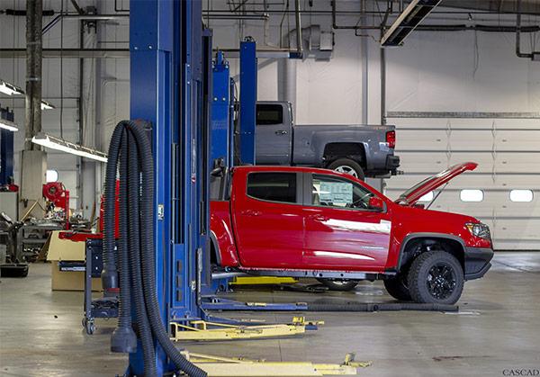 Cascade Auto Repair >> Cascade Autocenter Is A Wenatchee Chevrolet Dealer And A New
