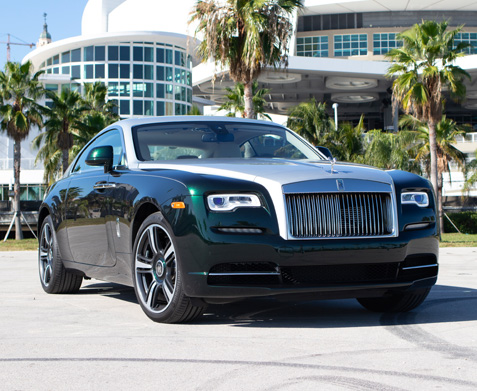 Introducing The Rolls-Royce Miami Collection