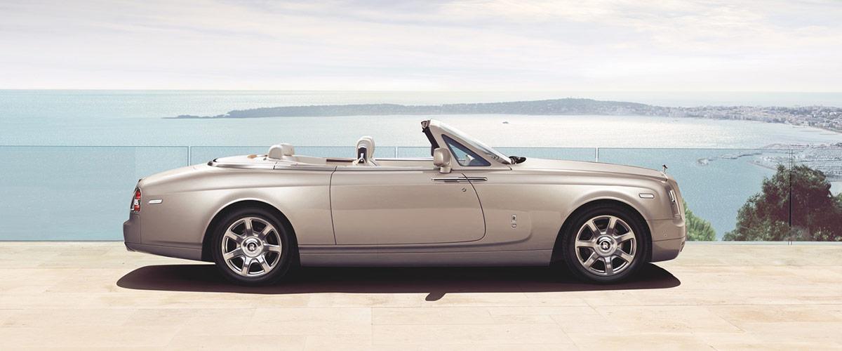 Rolls-Royce Dealership In