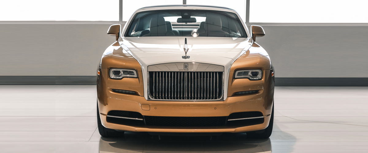 New Rolls-Royce Dawn