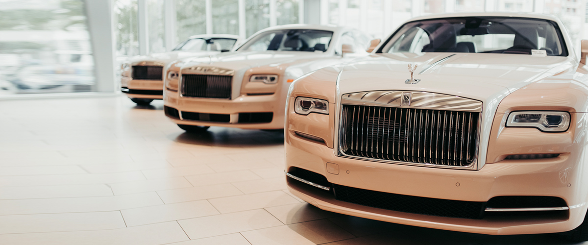 Introducing The Rolls-Royce Miami Collection header